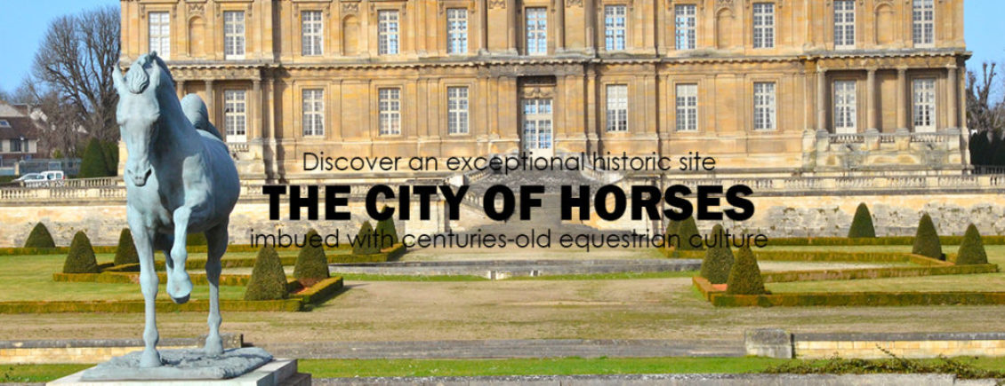 HOME CITY OF HORSES